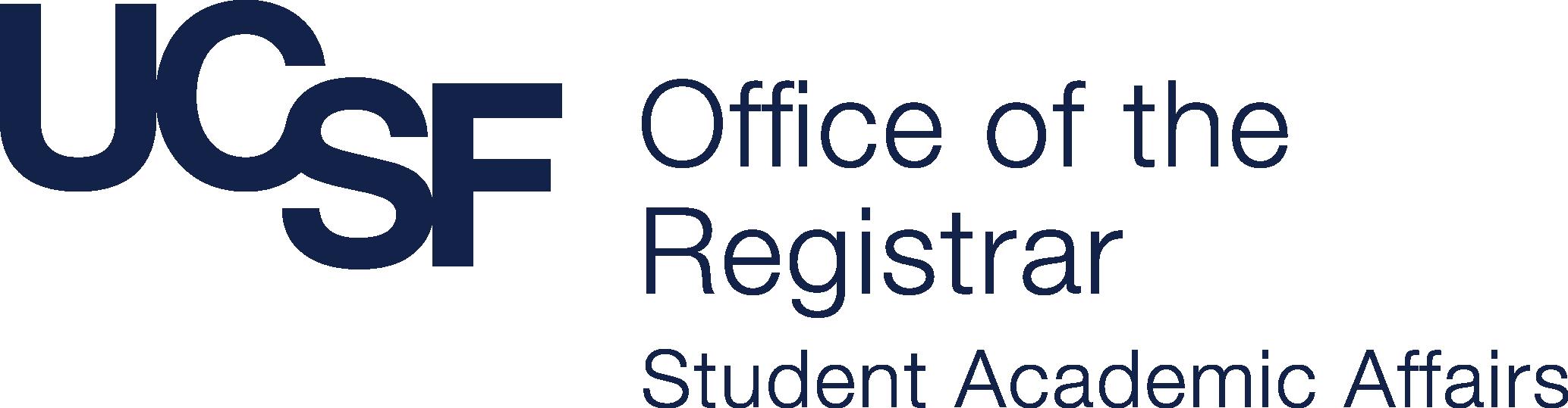 Ccsf Academic Calendar 2022.Academic Calendar Ucsf Office Of The Registrar